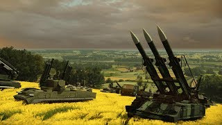 NATO Forces Encircle Soviet Army Evacuation, Last Defense | Wargame: European Escalation Gameplay