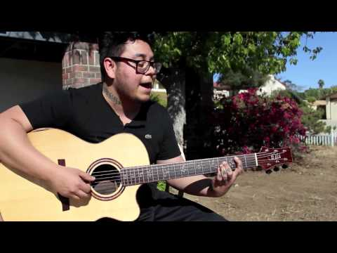Justin Timberlake - Pusher Love Girl (Cover) By @Andrewagarcia