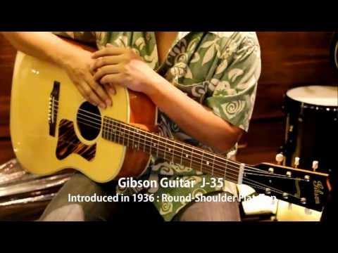 Gibson Guitar J-35 by AcousticThai.Net