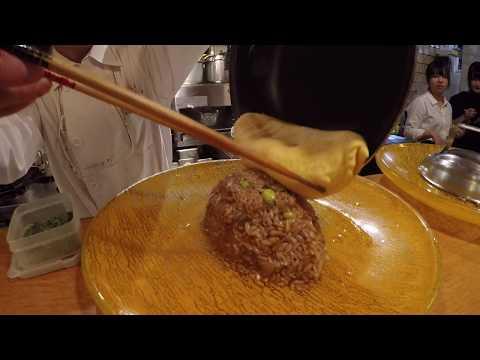 Chef Yukimura Motokichi's performance