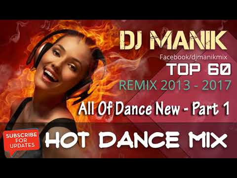 All Of Dance New( Tapori Hot Mix)DJ Manik