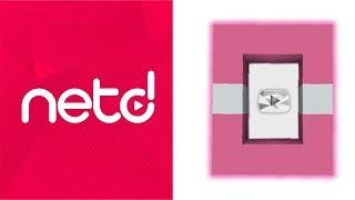 NETD 10M ABONE OLUŞU!!! - Minecraft Netd portalı ve diamond play button