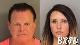 """Jerry """"The King"""" Lawler Arrested on Domestic Assault Charges & Suspended Indefinitely By WWE"""