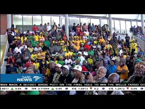 Ramaphosa apologised for the Marikana massacre