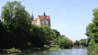SIGMARINGEN CITY GERMANY . SONG: CITY ADMIRES CITY