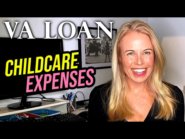 VA Childcare Expenses With Jennifer Beeston (VA Loan) (VA Mortgage Loans) (VA Home Loan)