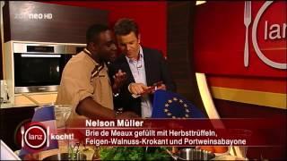 Lanz kocht: Einmal um die ganze Welt - Die 100. Sendung am 26.11.2010