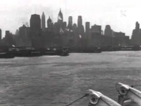 New York City in the 1920s and 1930s