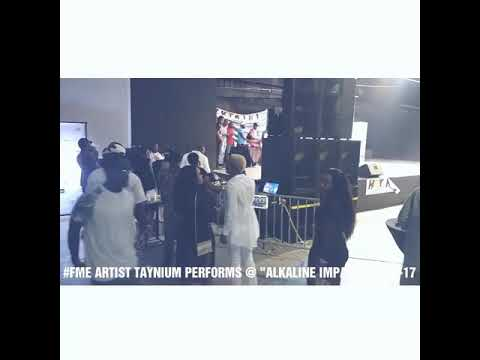 """#FME ARTIST """"TAYNIUM"""" PERFORMS @ """"ALKALINE'S IMPACT CONCERT"""" IN GRAND CAYMAN 11-08-17 ..."""
