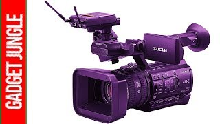 Sony PXW-Z150 4K XDCAM Review - The Best 4k Camcorder Of 2020