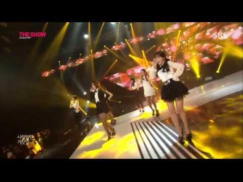 131112 T-ARA - Lies Special Stage [1080p]