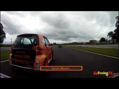 2012 Smart Cars - 4two Cup - Round 4 Oulton