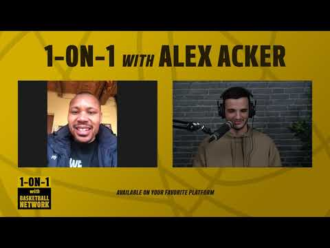 1-ON-1 with ALEX ACKER