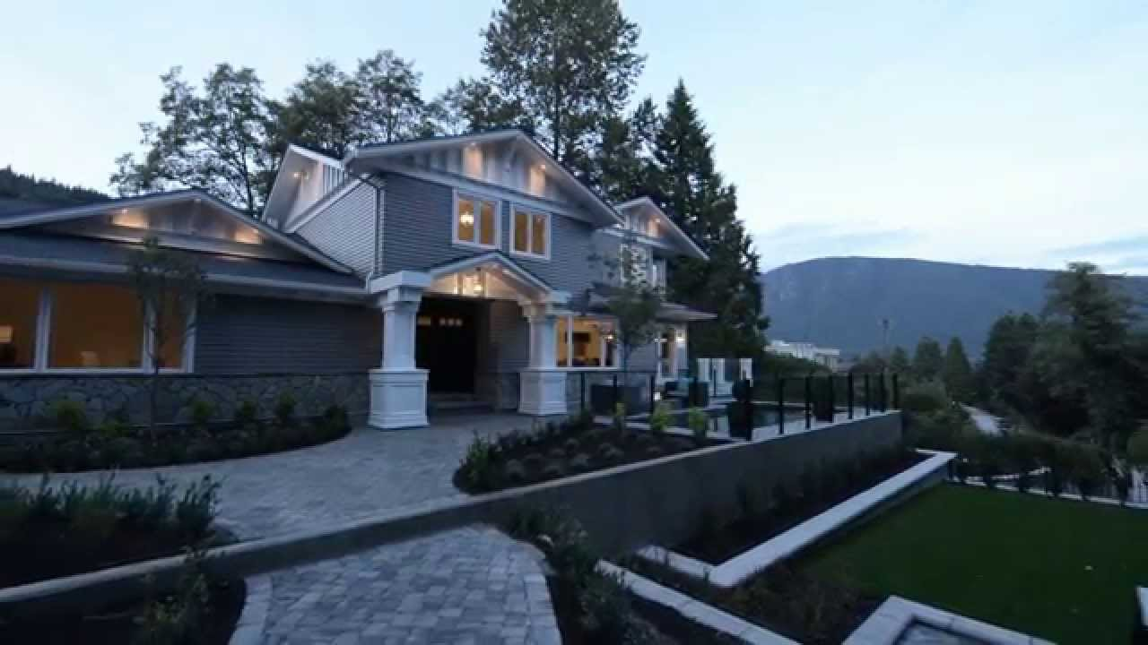 791 Kenwood Rd British Properties West Vancouver BC Luxury Home