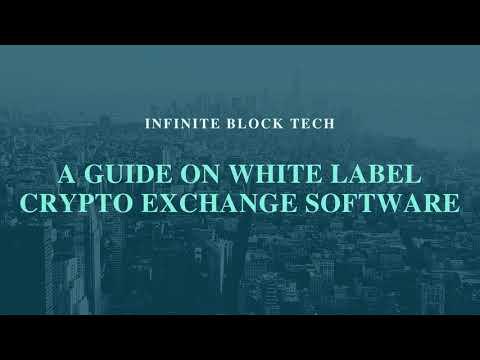 Best whitelabeled crypto tradeing platform