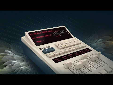 Listen. The UAD Lexicon 480L Digital Reverb & Effects Plug-In