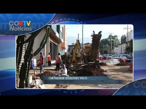 CORTV Noticias: Avanzan Obras en Calzada Porfirio Díaz