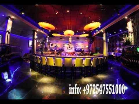 """The Best Club In Israel - """"SOHOBAR"""" Tel-Aviv +972547551000"""