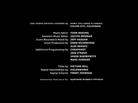 Dora gets grounded the movie end credits