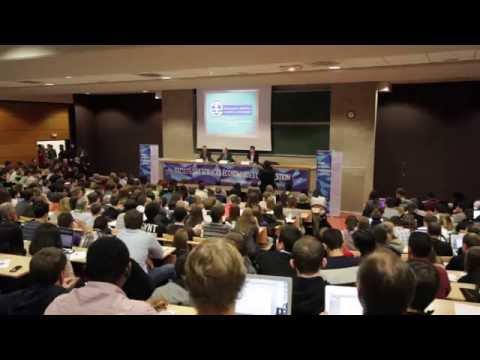 Conférence (extraits): J. Généreux explique l'économie à tout le monde