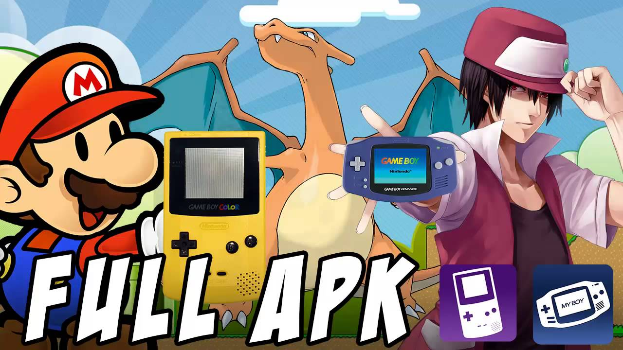 gba emulator my boy free download
