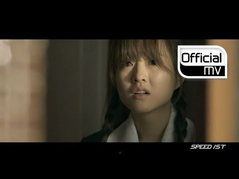 """SPEED(스피드) _ That's my fault (슬픈약속) (Drama Ver.) MV"""