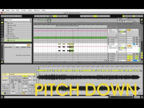 Making of 'Fatboy Slim - Gangster Trippin' in Ableton by Sonic Academy