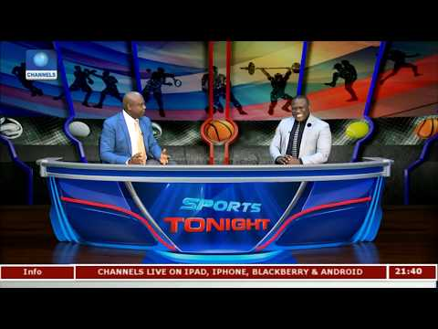 Reviewing The Build-Up to Nigeria Vs Zambia Clash With Tana Aiyejina Pt.1 |Sports Tonight|