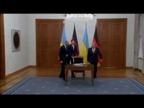 Germany Provides EUR 500mln Loan to Ukraine: Ukraine PM Yatsenyuk in Berlin for bilateral talks