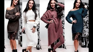 ❄👚💋Winter Lookbook/Fashion Trends 2017/How To Look Fashionable