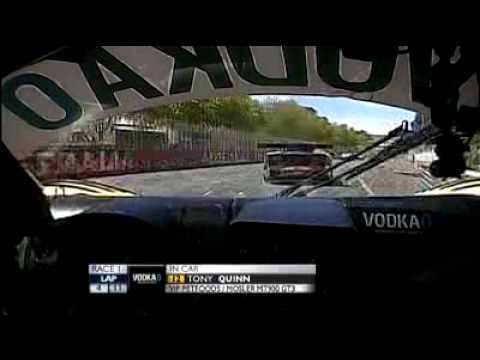 Clipsal Qual & Race 1 - 2010 Vodka O Australian GT - Round 1