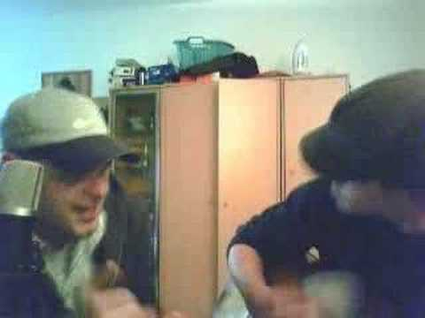 Doobie Brothers - Long train running cover by chris & sam
