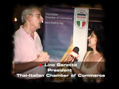 Thai-Italian Chamber of Commerce Net Working