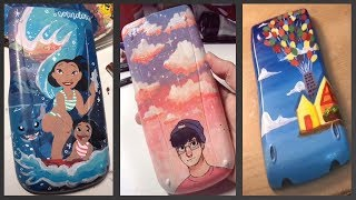 The Best Tik Tok Painting On Calculators Compilation 5 Youtube