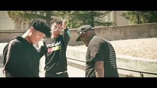 KaliThugg - HARD4 ft Nef the Pharaoh, Konaha Kai, Jenesiz (Music Video)