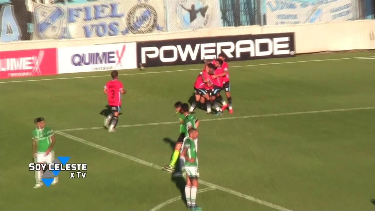 Final: TEMPERLEY 1 FERRO 0 | Gol de Baldunciel