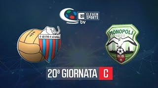 Catania - Monopoli 2-0 Highlights