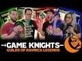 New Guilds of Ravnica Legends l Game Knights #21 l Magic: the Gathering Commander EDH Gameplay