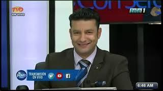 ENTREVISTA WILL SALGADO AL PUNTO CON SERGIO MENDEZ 16 DE AGOSTO DE 2019