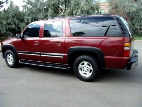 2001 Chevrolet Suburban LT from NewCarsColorado.com - YouTube