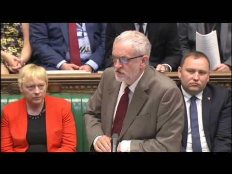 Prime Minister's Questions: 11 May 2016