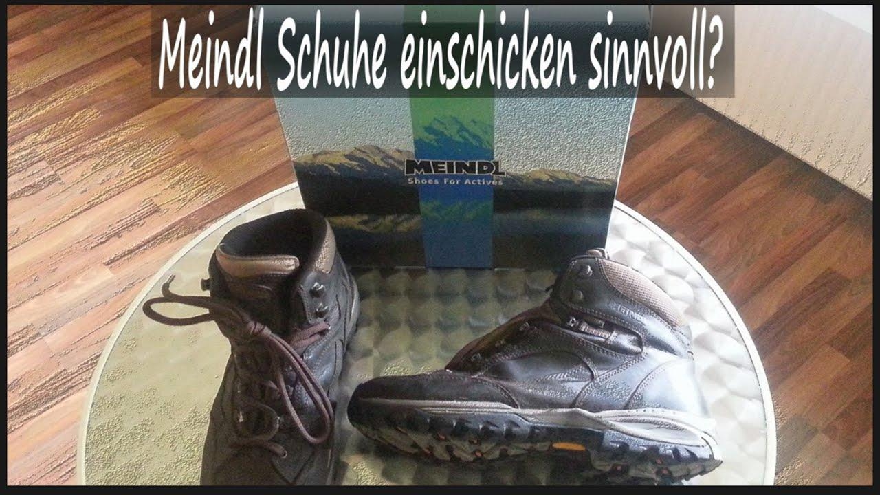 2d1053c55fef41 Meindl Schuhe einschicken sinnvoll  - YouTube