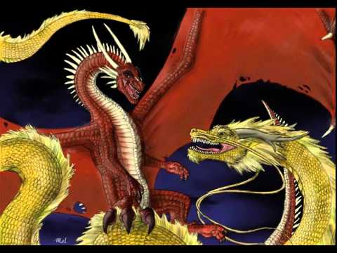 Custom Themes:Western Dragon vs Eastern Dragon