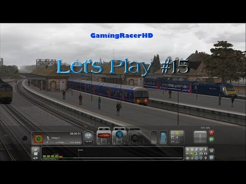 Train Simulator 2015 - Let's Play #15 - Great Western Mainline - Oxford To Reading (1080p HD)