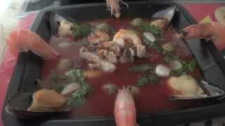 Блюда из желтоперого тунца. Часть 2. Сарсуэла (каталанский рыбный суп)
