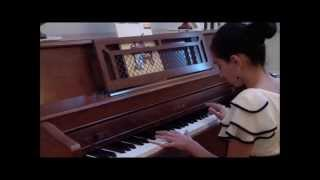 Kid Piano Covers Spring '14
