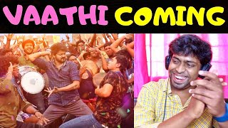M.O.U | VAATHI COMING Reaction | Mr Earphones BC_BotM | Song
