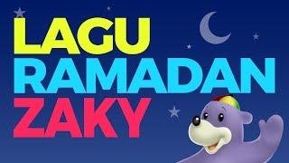 Lagu Ramadan dengan Zaky - Nasyid Muslim Untuk Anak-anak