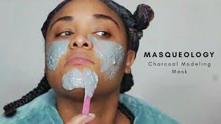 Masqueology Charcoal Modeling Peel Off Mask