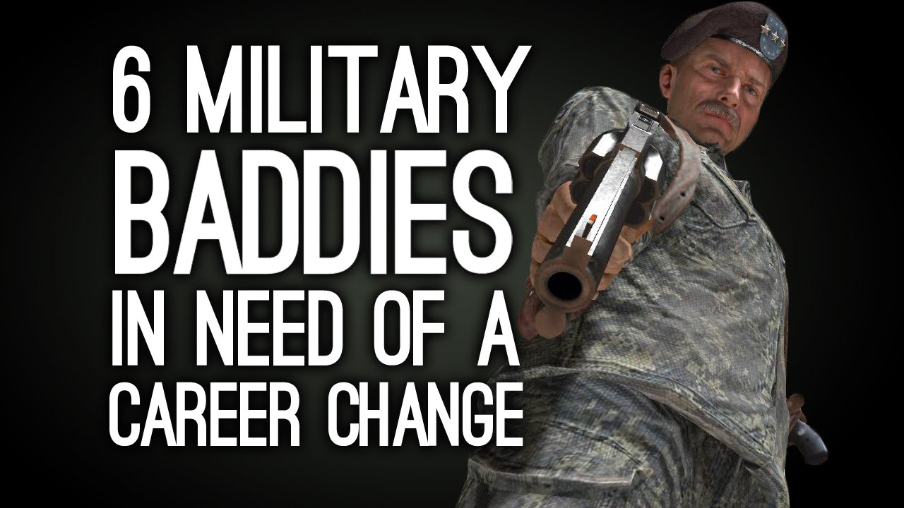 military baddies in serious need of a career change 6 military baddies in serious need of a career change